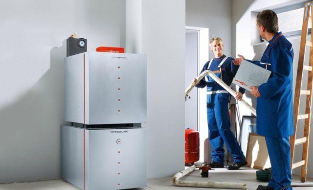 Установка котла отопления в частном доме: нюансы монтажа