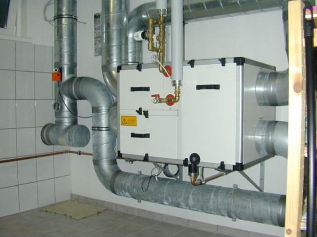 Приточная вентиляция в частном доме - назначение, принципы устройства, обзор необходимого обоудования