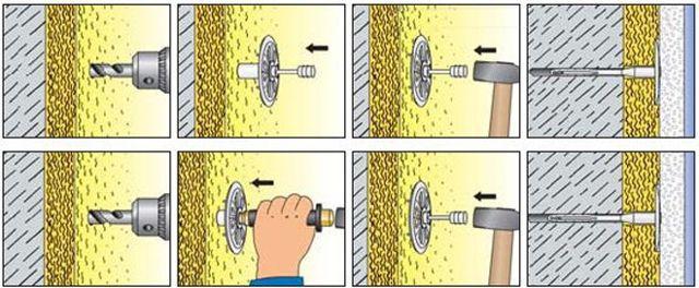 Утеплитель для стен пеноплекс - характеристики и основные приемы монтажа