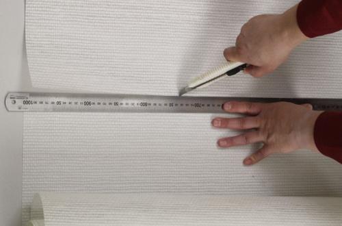 Малярный стеклохолст паутинка - назначение, технология применения