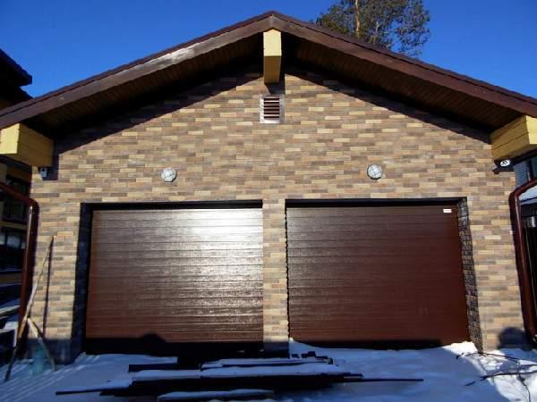 Металлический гараж своими руками - строим
