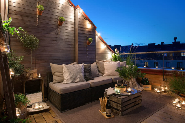 Оформление балкона или лоджии - все зависит от функциональности помещения
