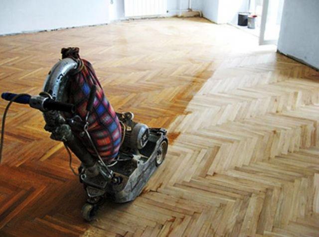 Ремонт паркета своими руками - инструкции домашнему мастеру