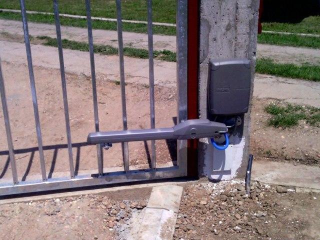 Как сделать автоматические Въездные и гаражные ворота? Инструкция