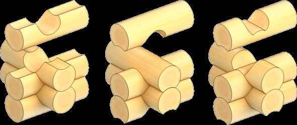 Сруб бани своими руками - пошаговая инструкция