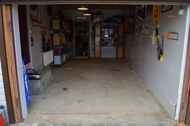 Пол в гараже своими руками - пошаговые инструкции