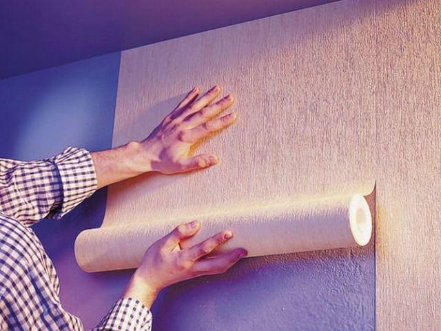 Как клеить фотообои на стену - инструкция для начинающих отделочников