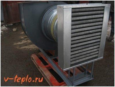 Воздушно-отопительный агрегат — виды, технические характеристики и средние цены