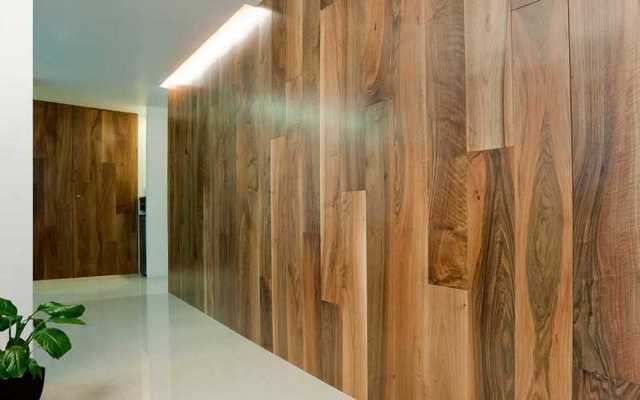 Укладка ламината на стену - варианты + пошаговая инструкция