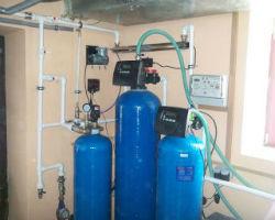 Обезжелезивание воды из скважины - выбираем по характеристикам фильтр для обезжелезивания воды