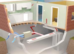 Приточно-вытяжная вентиляция для квартиры: разновидности
