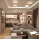 Дизайн кухни гостиной - правила составления проекта, лучшие варианты интерьера