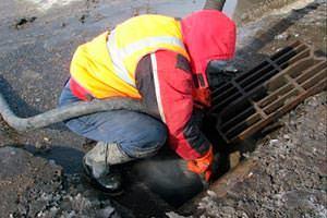 Технология прочистки ливневой канализации - как провести самостоятельно