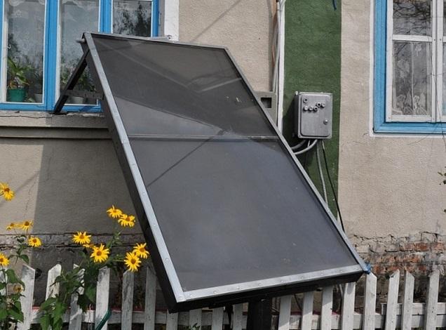 Солнечный воздушный коллектор своими руками - подробное руководство