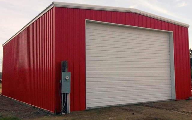 Быстровозводимый гараж из ЛСТК - инновационное решение в строительстве