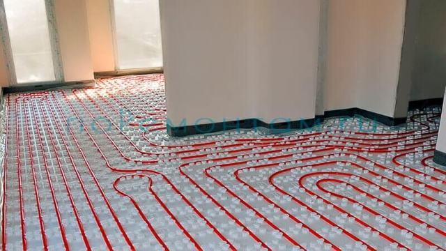 Теплый пол под плитку какой лучше - рассматриваем возможные варианты.