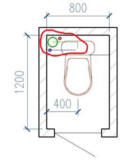 Как скрыть трубы в туалете и ванной комнате - несколько способов и пошаговый монтаж своими руками