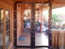 Мягкие окна для террас и беседок - устройство, советы, какие лучше купить, монтаж