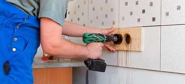 Как просверлить кафельную плитку - советы начинающим строителям.
