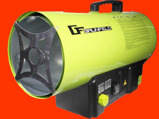 Газовые обогреватели на баллоном газе для дачи и дома - виды