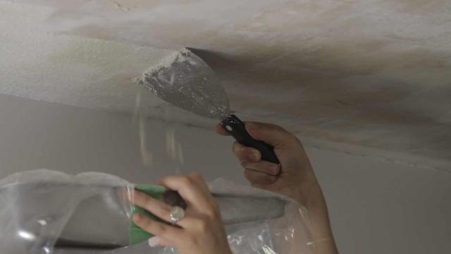 Побелка потолка своими руками - пошаговая инструкция