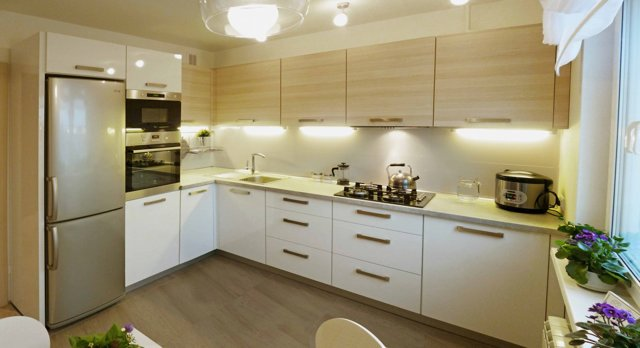 Угловые кухни для маленькой кухни - ТОП-5 лучших кухонь и дельные советы по дизайну