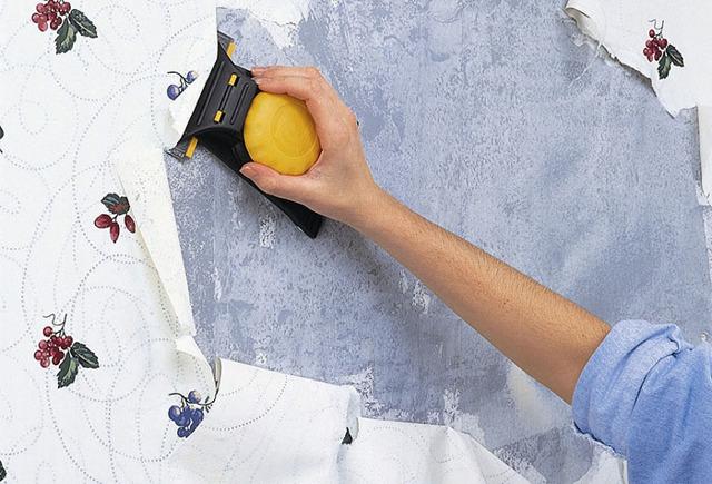Подготовка стен к поклейке обоев - подробная инструкция