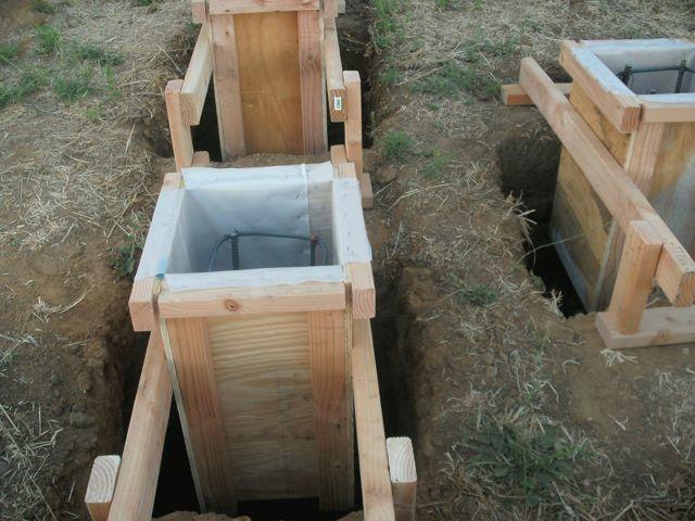 Какой фундамент нужен для дома из пеноблоков - рекомендации специалистов, как правильно делать фундамент под пеноблок