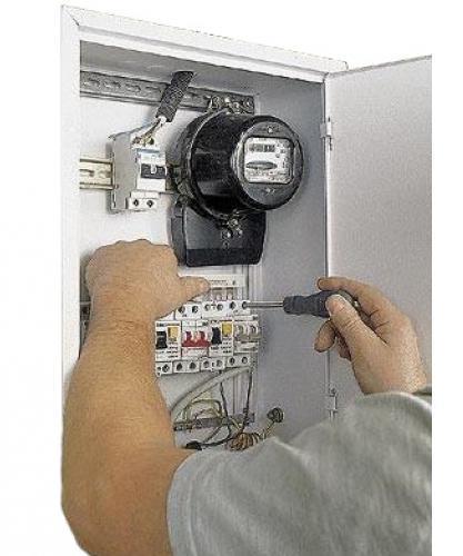 Схема подключения электросчетчика - пошаговая инструкция