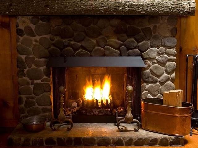 Камины для дома дровяные – как выбрать и сделать своими руками