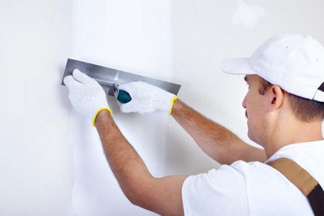 Расход шпатлевки на 1 м² стены - как рассчитать, учитывая все факторы