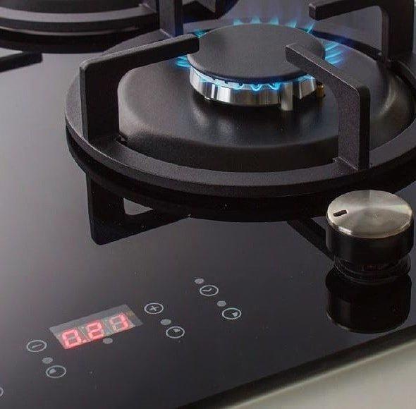 Газовая варочная панель 4 конфорки как выбрать оптимальную модель