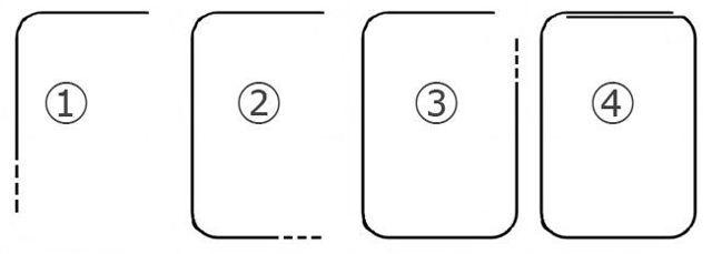 Армирование ленточного фундамента чертежи - с особым упором на сложные участки каркаса