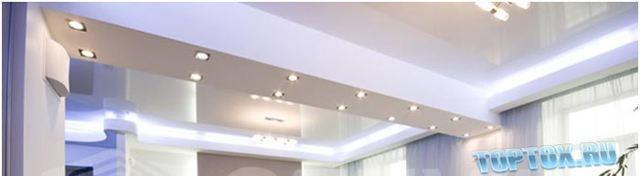 Рейтинг натяжных потолков: ТОП-8 производителей + рекомендации по выбору нятяжных потолков