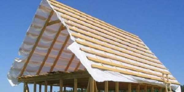 Мауэрлат для двухскатной крыши своими руками - несколько вариантов монтажа