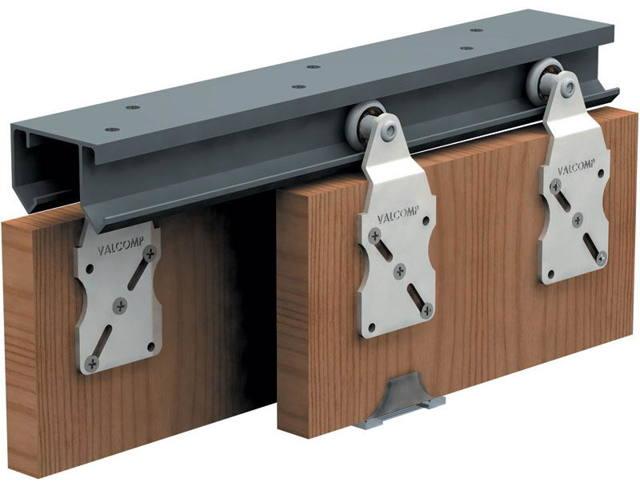 Раздвижные двери на роликах своими руками - пошаговая инструкция