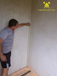 Как сделать стяжку пола - пошаговая инструкция для стяжки пола своими руками