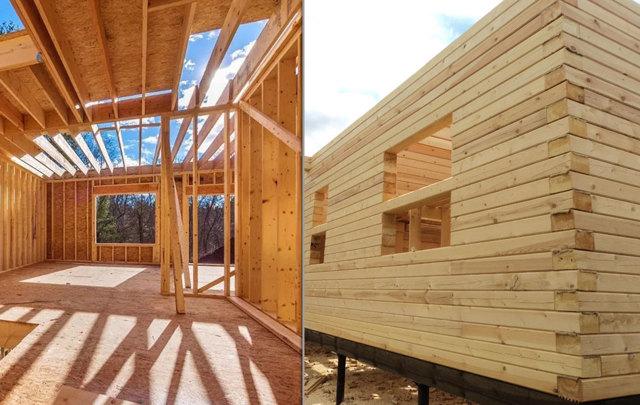 Что лучше каркасный дом или из бруса - сравниваем, какой дом лучше, по различным критериям