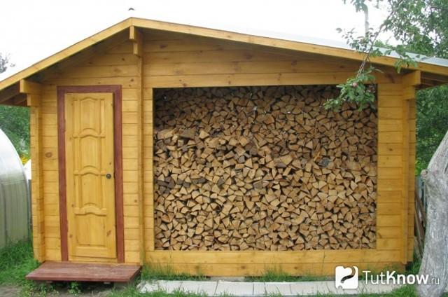 Какие дрова лучше для бани - важно знать