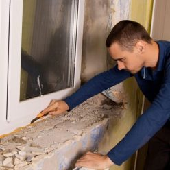 Откосы на окнах своими руками - несколько способов и инструкции по монтажу