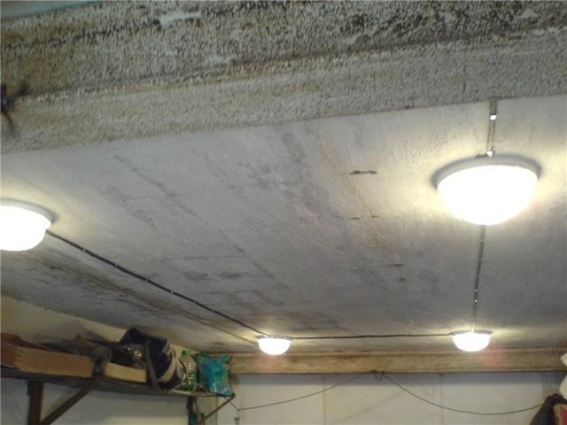 Освещение в гараже - общие принципы и рекомендации по созданию освещения своими руками
