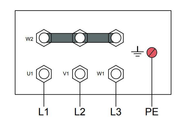 Как подключить трехфазный электродвигатель в сеть 220 В - методика расчета и монтажа