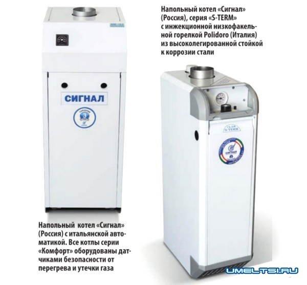Как выбрать газовый котел - основные критерии оценки