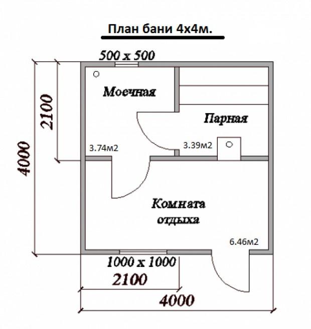 Баня из шлакоблоков своими руками - характерные особенности строительства.