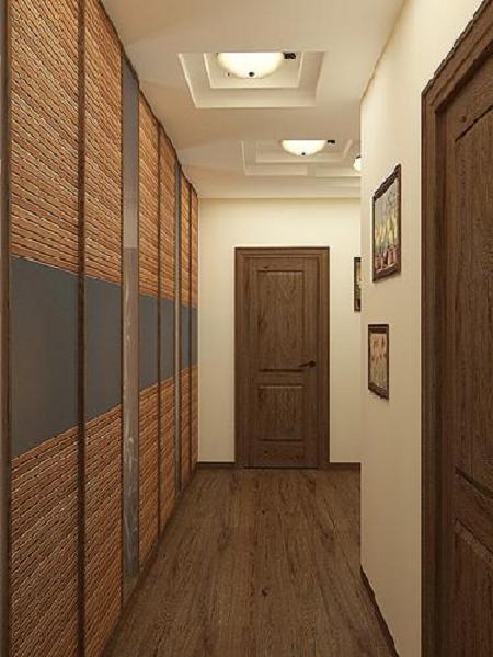 Отделка коридора в квартире - с пошаговыми инструкциями и примерами интерьеров