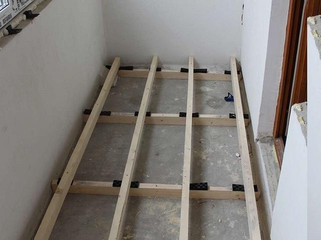 Как сделать балкон своими руками - инструкция