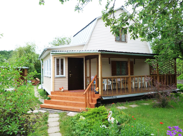 Как сделать крышу на пристройке к дому - изучаем возможные варианты
