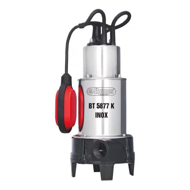 Фекальный насос с измельчителем для выгребных ям - выбор и возможности использования