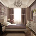 Дизайн маленькой спальни - основные требования и оригинальные проекты с фото дизайном