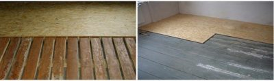 Монтаж osb на деревянный пол - как самостоятельно провести монтаж осб